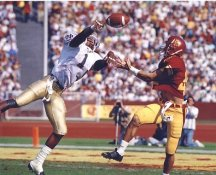 Todd Lyght Notre Dame LIMITED STOCK Satin 8x10 Photo