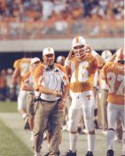 Phillip Fulmer & Peyton Manning Tennessee LIMITED STOCK 8x10 Photo