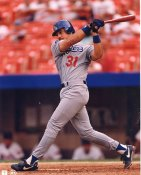 Mike Piazza Los Angeles Dodgers LIMITED STOCK 8X10 Photo