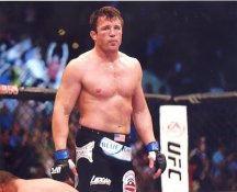 Matt Hughes UFC LIMITED STOCK 8x10 Photo