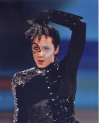 Johnny Weir Ice Skating LIMITED STOCK 8X10 Photo