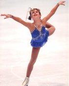 Tara Lipinski Ice Skating LIMITED STOCK 8X10 Photo