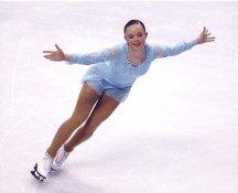 Mariah Bell Ice Skating LIMITED STOCK 8X10 Photo