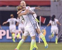 Julie Johnston Ertz 2015 USA Women's Soccer World Cup LIMITED STOCK Satin 8X10 Photo