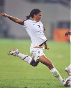 Shannon Boxx USA Women's Soccer World Cup LIMITED STOCK Satin 8X10 Photo