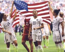 Christen Press 2015 USA Women's Soccer World Cup LIMITED STOCK Satin 8X10 Photo