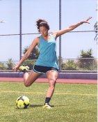 Christen Press 2015 USA Women's Soccer Team Player LIMITED STOCK Satin 8X10 Photo