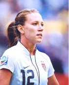 Lauren Holiday USA Women's Soccer World Cup LIMITED STOCK Satin 8X10 Photo