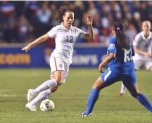 Lauren Holiday 2015 USA Women's Soccer World Cup LIMITED STOCK Satin 8X10 Photo
