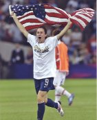 Heather O'Reilly 2015 USA Women's Soccer World Cup LIMITED STOCK Satin 8X10 Photo