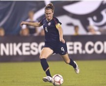 Heather O'Reilly USA Women's Soccer World Cup LIMITED STOCK Satin 8X10 Photo