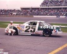 Ken Schrader Racing LIMITED STOCK 8x10 Photo