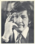 Charles Bronson LIMITED STOCK 8X10 Photo