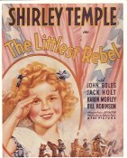 Shirley Temple in The Littlest Rebel LIMITED STOCK 8X10 Photo