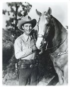 Roy Rogers & Trigger LIMITED STOCK 8X10 Photo