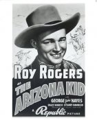 Roy Rogers as the Arizona Kid LIMITED STOCK 8X10 Photo