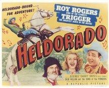 Roy Rogers in Heldorado LIMITED STOCK 8X10 Photo