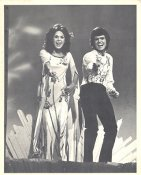 Donny & Marie Osmond LIMITED STOCK 8X10 Photo