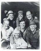 Alan Alda, Loretta Swit, Jamie Farr, Harry Morgan, Mike Farrell, David Ogden Stiers & William Christopher Cast from Mash LIMITED STOCK 8X10 Photo