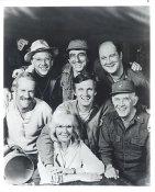 Alan Alda, Loretta Swit, Jamie Farr, Harry Morgan, Mike Farrell, David Ogden Stiers & William Christopher Cast from Mash LIMITED STOCK 8X10 Photo