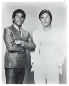 Don Johnson & Philip Michael Thomas from Miami Vice LIMITED STOCK 8X10 Photo