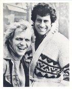 David Soul and Paul Michael Glaser Starsky & Hutch LIMITED STOCK 8X10 Photo