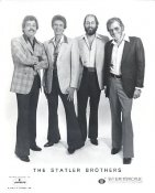 Statler Brothers LIMITED STOCK 8X10 Photo