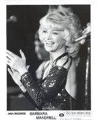 Barbara Mandrell LIMITED STOCK 8X10 Photo