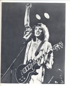 Peter Frampton LIMITED STOCK 8X10 Photo