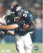 Terrell Davis Denver Broncos LIMITED STOCK 8X10 Photo