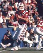 Steve Grogan New England Patriots LIMITED STOCK 8X10 Photo