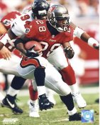 Warrick Dunn Tampa Bay Buccaneers LIMITED STOCK 8X10 Photo