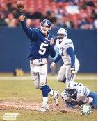 Kerry Collins New York Giants Slight Corner Crease SUPER SALE 8X10 Photo
