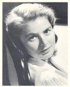 Ingrid Bergman LIMITED STOCK 8X10 Photo