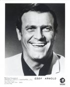 Eddy Arnold LIMITED STOCK 8X10 Photo