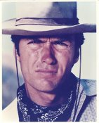 Clint Eastwood LIMITED STOCK 8X10 Photo