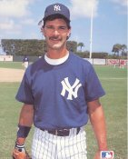 Don Mattingly New York Yankees LIMITED STOCK 8X10 Photo