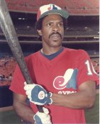 Andre Dawson Montreal Expos LIMITED STOCK 8X10 Photo