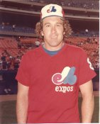 Gary Carter Montreal Expos LIMITED STOCK 8x10 Photo