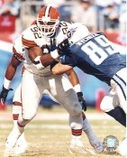 Courtney Brown ? Cleveland Browns LIMITED STOCK 8X10 Photo