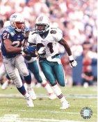 OJ McDuffie Miami Dolphins LIMITED STOCK 8X10 Photo