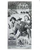 "Gene Autry ""Cowboy Serenade"" LIMITED STOCK 8X10 Photo"