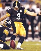 Jeff Reed Pittsburgh Steelers LIMITED STOCK 8x10 Photo