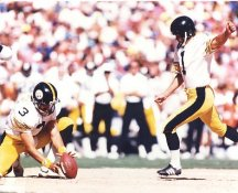 Gary Anderson Pittsburgh Steelers LIMITED STOCK 8x10 Photo