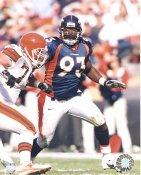 Trevor Pryce Denver Broncos LIMITED STOCK 8X10 Photo