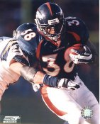 Mike Anderson Denver Broncos Slight Water Stain at Top SUPER SALE 8X10 Photo