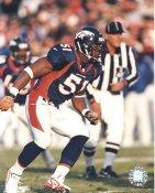 John Mobley Denver Broncos LIMITED STOCK 8X10 Photo