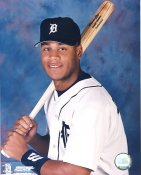 Roger Cedeno Detroit Tigers LIMITED STOCK 8X10 Photo