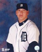 Nate Cornejo Detroit Tigers LIMITED STOCK 8X10 Photo