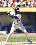 Geronimo Berroa Oakland Athletics LIMITED STOCK 8X10 Photo